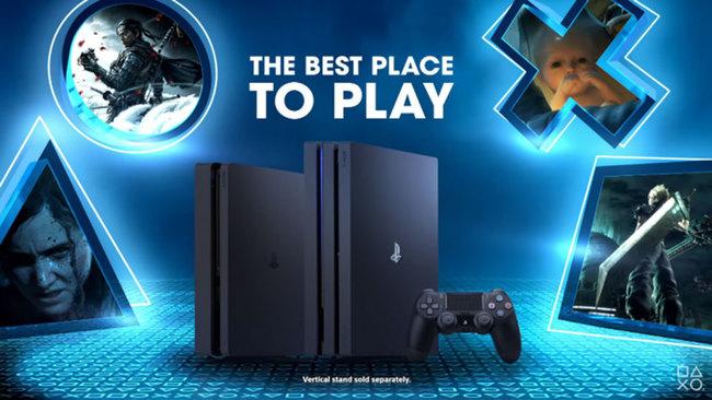 'El mejor sitio para jugar': Sony repasa los lanzamientos de PS4 para...