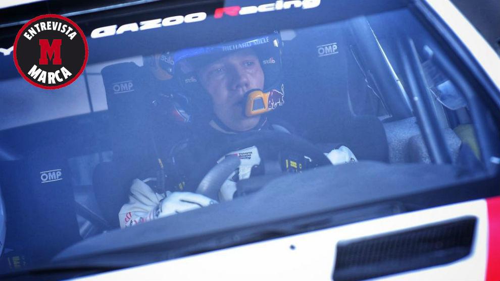 El escalofriante accidente a casi 200 km/h del campeón mundial de Rally