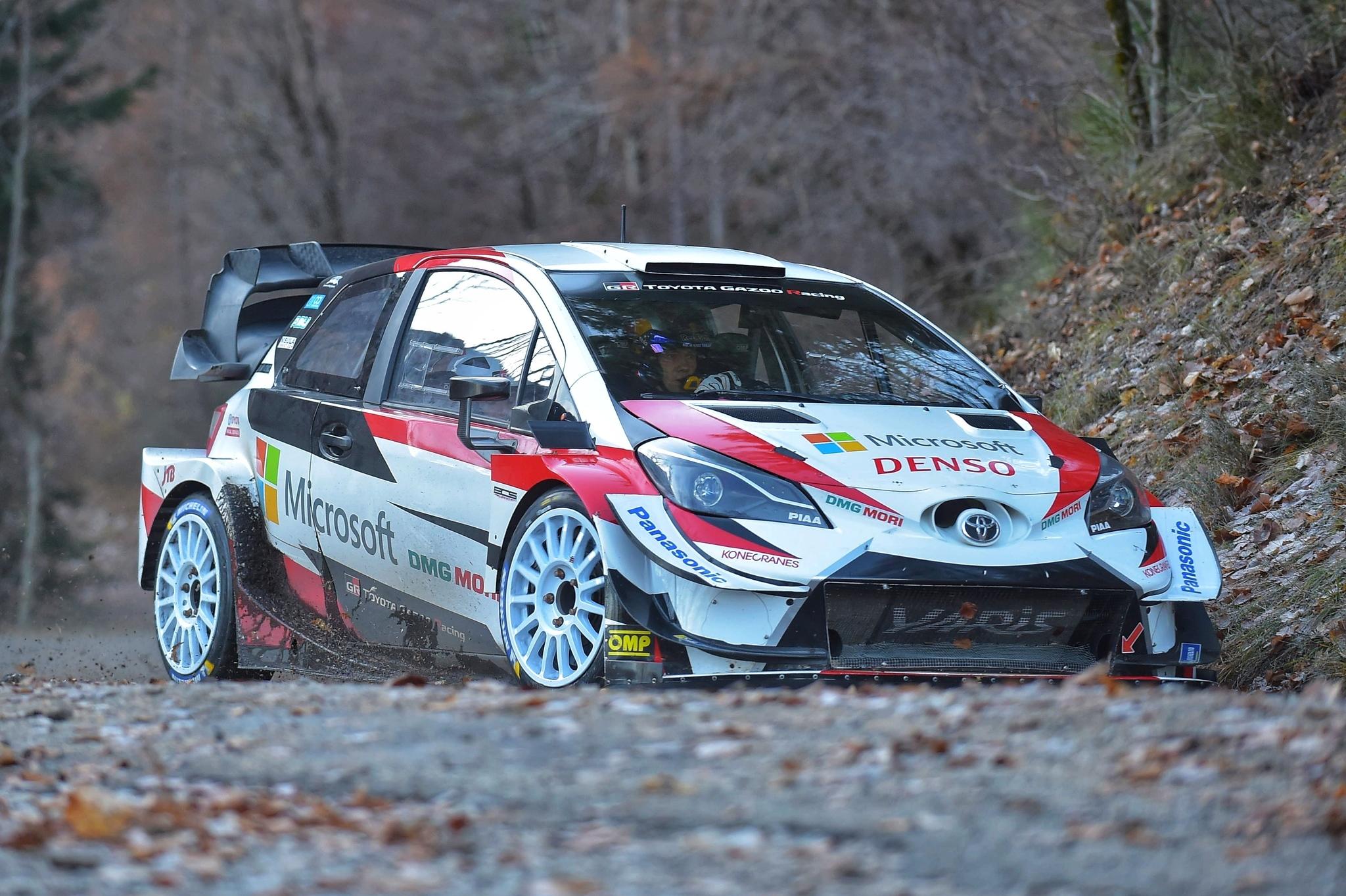 <HIT>Ogier</HIT>, con Toyota
