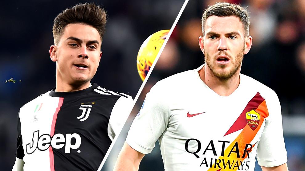 Serie A: Juventus vs Roma: Horario y dónde ver por TV hoy en vivo ...