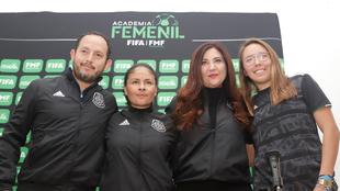 Academia Femenil FIFA-FMF