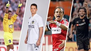 Jorge Campos, Chicharito, Cuauhtémoc y Vela, entre los destacados en...