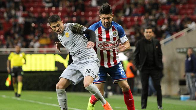 Chivas de Guadalajara vs Dorados, hoy en vivo y en directo online.