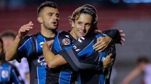 Querétaro gana en la ida de la Copa MX.