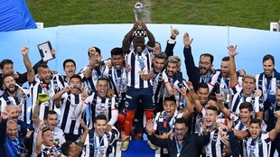 Monterrey ganó la Concachampions, Liga MX y tercer lugar mundial.