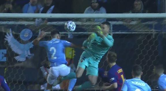Griezmann evitó un papelón histórico del Barcelona - Deportes