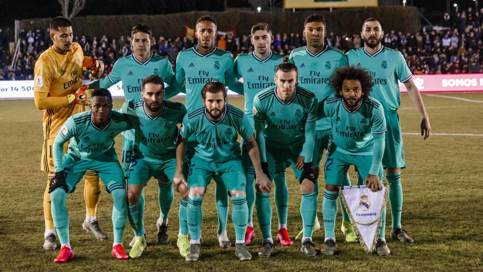 Real Madrid Real Madrid Ratings Vs Unionistas Areola Was In