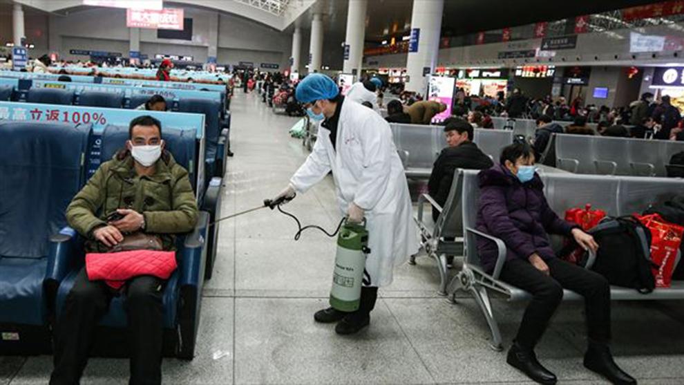 El coronavirus ya ha dejado 17 muertos y cientos de enfermos en China