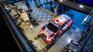 Ott Tänak Rally de Montecarlo 2020