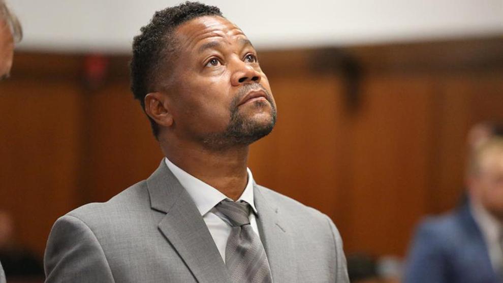 Cuba Gooding Jr. irá a juicio el 21 de abril por manosear a varias...
