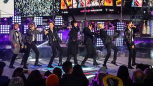 BTS actuará en el Estadio Olímpico Lluis Companys en julio