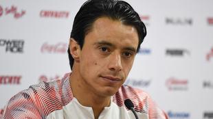 Pepe Toño confía en que Chivas mejore paulatinamente.