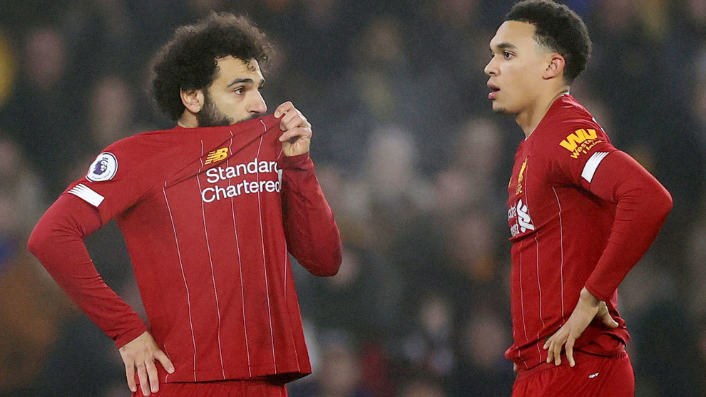Wolves - Liverpool: Premier League en directo
