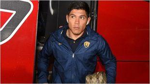 Barragán tuvo que ser expulsado en Torreón.