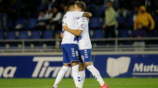 El Tenerife eliminó al Valladolid en la ronda de dieciseisavos.