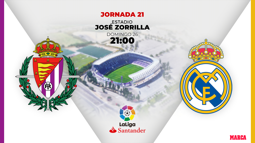 Real Madrid Valladolid