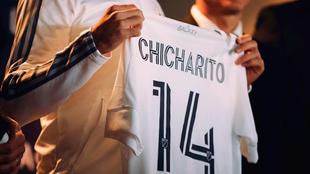 La camiseta 14 del Galaxy será la más 'pesada' del equipo.