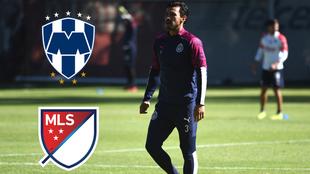Alanís mira hacia el norte; Monterrey o la MLS.