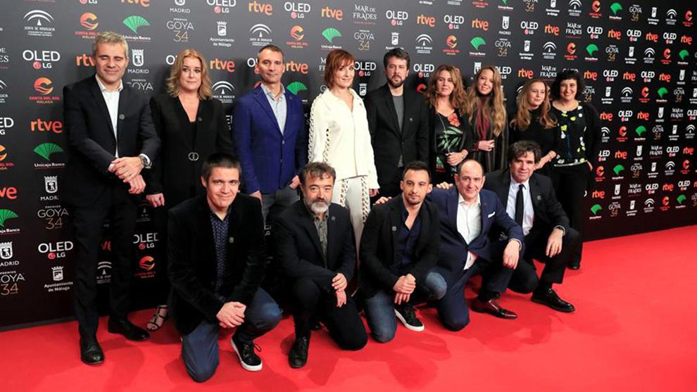'La trinchera infinita' cuenta con 15 nominaciones a los Goya 2020