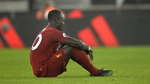 Sadio Mané podría estar tres semanas de baja y llegaría justo para jugar contra el Atlético