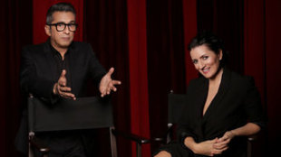 Silvia Abril y Andrea Buenafuente repiten y presentarán los Premios...