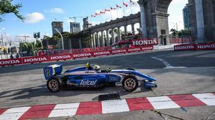 Manuel Sulaimán correrá con el equipo DEForce Racing.