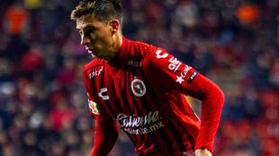 Mauro Lainez quiere destacar con Xolos para llegar a la selección.