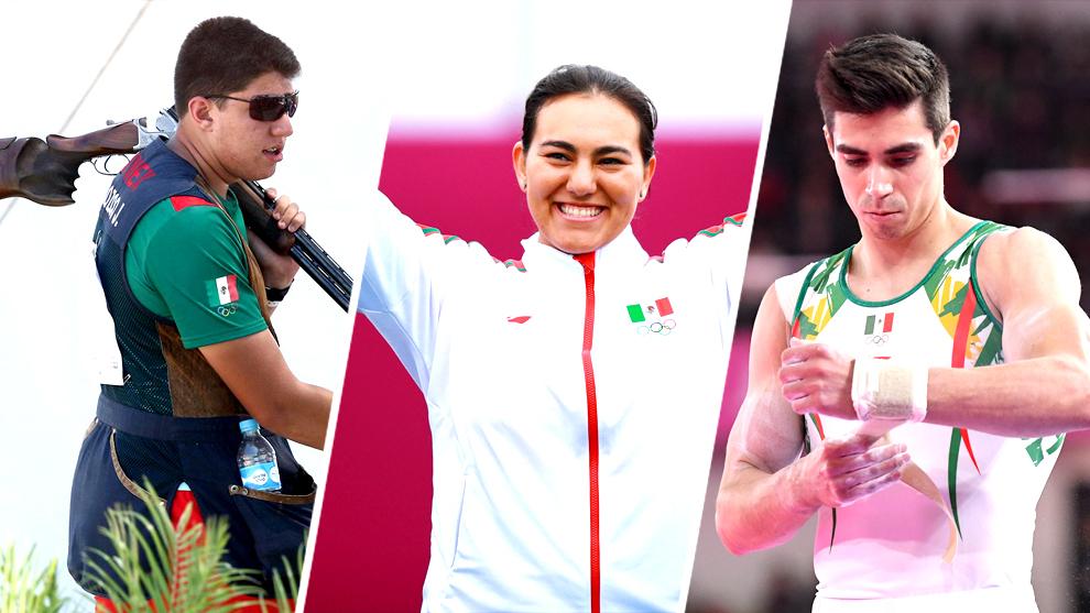 Jorge Orozco, Alejandra Valencia y Daniel Corral