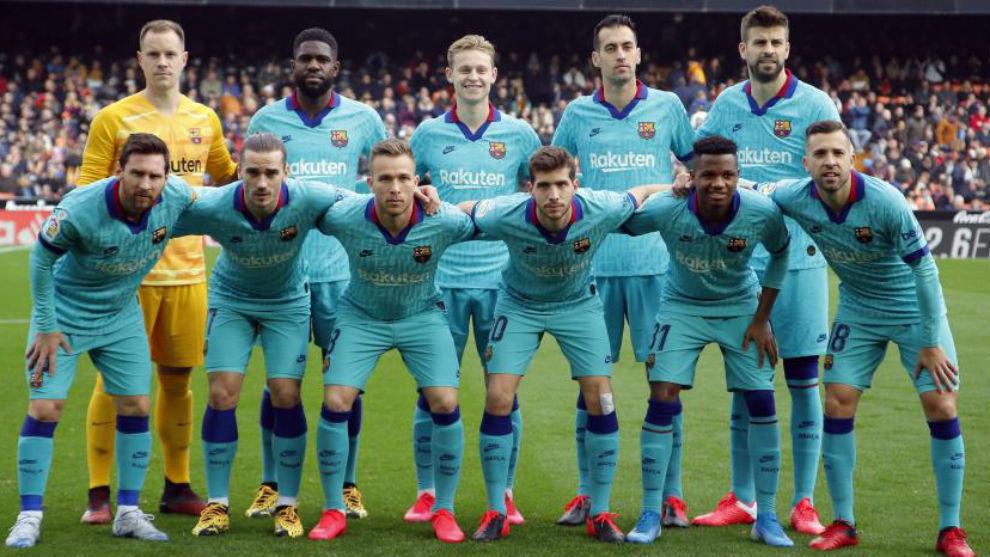 Con este Barça se van a divertir... los rivales