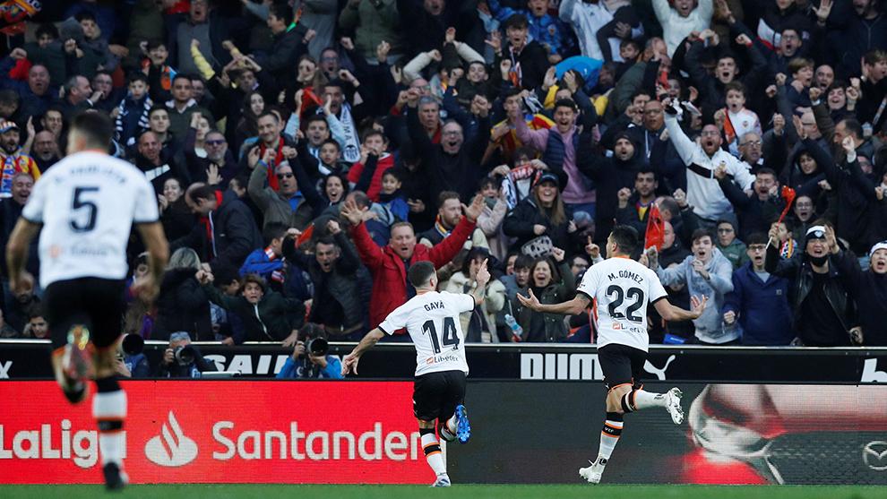 Valencia vs Barcelona, en vivo minuto a minuto