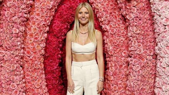 """Gwyneth Paltrow desvela que """"estaba drogada"""" cuando creó las velas..."""