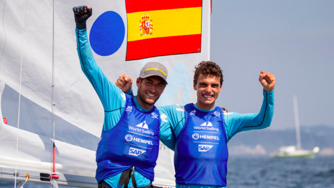 Nicolás Rodríguez y Jordi Xammar.