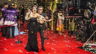 Horario y dónde ver en TV la gala y la alfombra roja de los Premios...