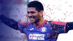 Lucas Passerini, nuevo jugador del Cruz Azul.