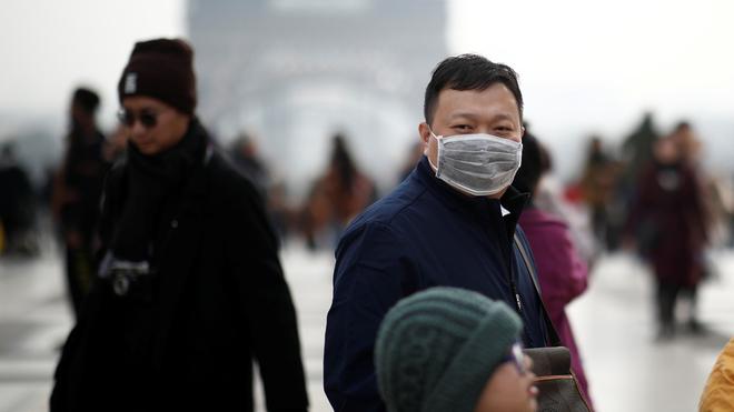 El Coronavirus ya se encuentra en Francia.