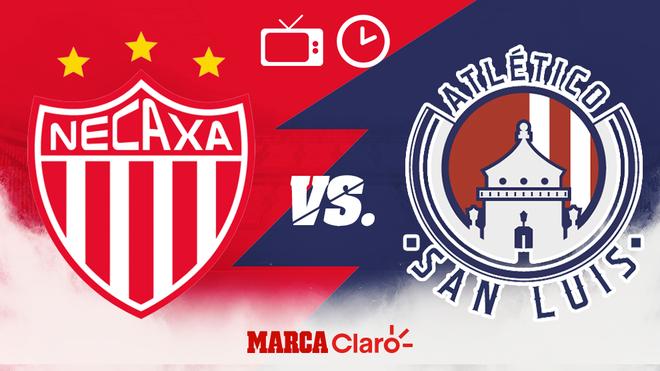 Necaxa vs Atlético de San Luis: Horario y dónde ver.