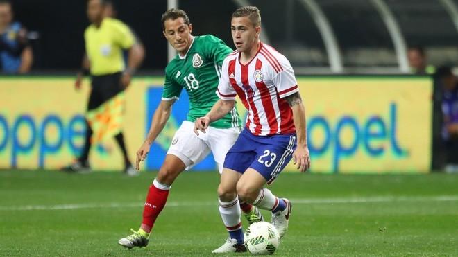 Piris ya sabe lo que es integrar a la selección de Paraguay.