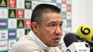 Ambriz habló del jugador del Pachuca.
