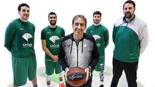 Carlos Suárez, Jaime Fernández, Darío Brizuela, Germán Gabriel y...
