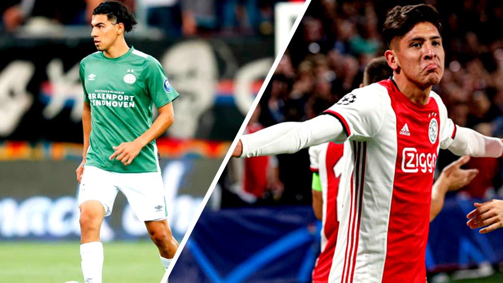 Edson Álvarez y Erick Gutiérrez afrontan una dura estancia en la...
