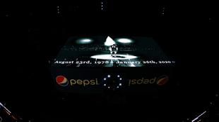 Se guarda un minuto de silencio en el Pepsi Center