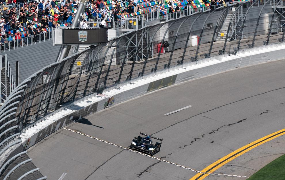 Cadillac consigue su cuarta victoria consecutiva en Daytona.