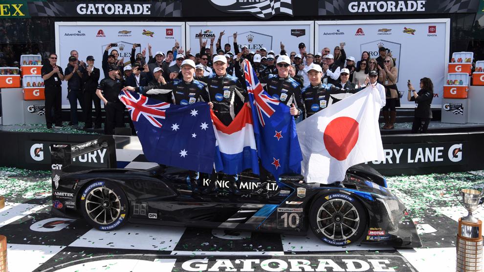 Cadillac, ahora sin Alonso, repite victoria en Daytona