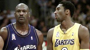 Michael Jordan lamenta la muerte de Kobe Bryant