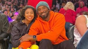 Se les veía juntos en los partidos de la NBA