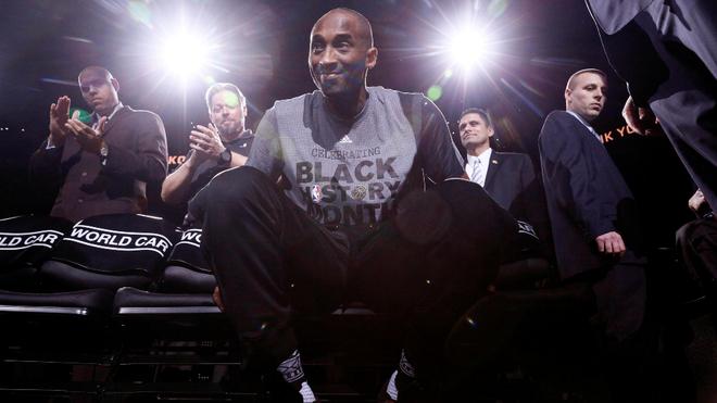 Kobe Bryant también dejó un vasto recuerdo de frases.