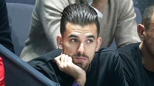 Ceballos, pensativo en un acto en Madrid.