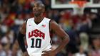 Kobe, en un partido con la selección de Estados Unidos.