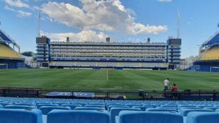 Estadio Alberto J. Armando.