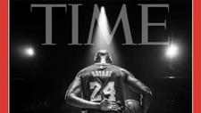 Kobe Bryant encabeza la portada de TIME para el 31 de enero. @TIME